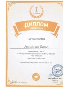 Анисимова Дарья3