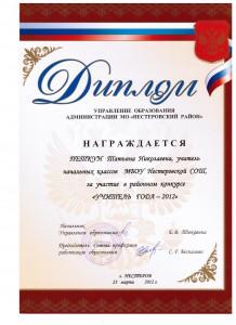 Диплом Петкун