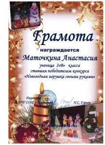 Маточкина Анастасия2
