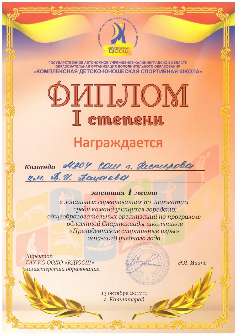 2017-18 шахматы (зона) 1 место-min