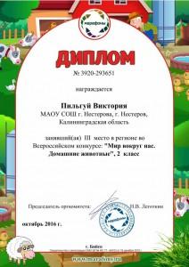 Пильгуй Виктория-4