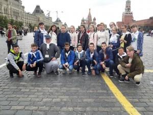 На Красной площади