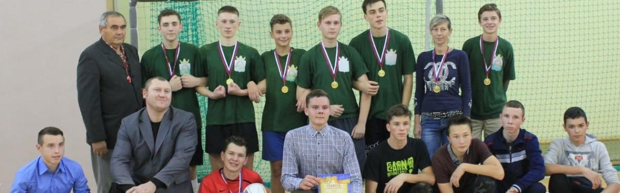 Межрайонный турнир по мини-футболу