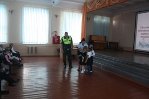 Акция Внимание школьники (2)