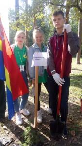 Всероссийский съезд школьных лесничеств (1)