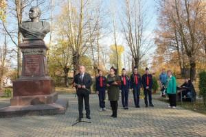Митинг, посвящённый 75-летию взятия Шталлупенена (4)