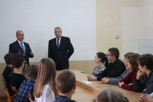 Встреча с представителями МОО «Комиссия по борьбе с коррупцией» (1)