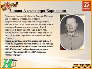 Зонова А.Б.