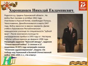 Хорошавцев Н.Е.