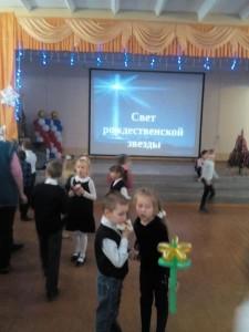 Благотворительная ярмарка «Свет рождественской звезды» (2)