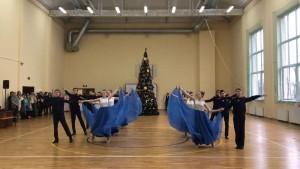 Финальный тур кадетского бала (1)