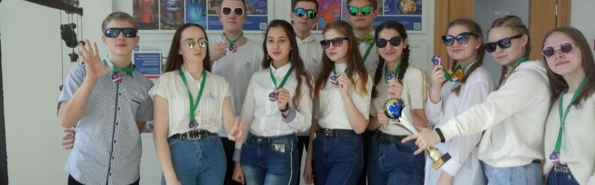 Команда «Капитошки» — лауреат конкурса водных проектов