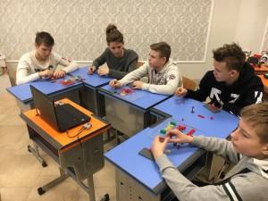 Поездка в «Детско-юношеский центр» г. Гусев (2)