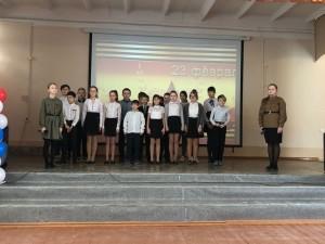 Фестиваль военно-патриотической песни «О героях былых времён…» (3)