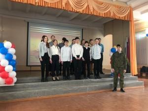 Фестиваль военно-патриотической песни «О героях былых времён…» (7)