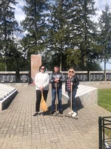 Дань памяти павшим воинам Великой Отечественной войны (3)
