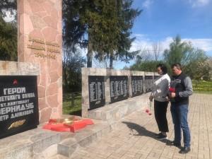 Дань памяти павшим воинам Великой Отечественной войны (5)