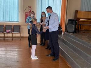 Посвящение в Юные помощники полиции (2)