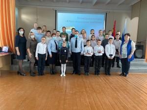 Посвящение в Юные помощники полиции (7)