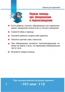 Безопасность зимой (3)