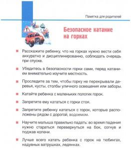 Безопасность зимой (5)