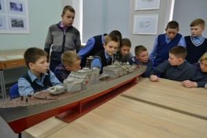 Добро пожаловать в школьный музей (3)