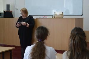 Творческая встреча и презентация стихов Лоры Дрозд Причина ускользает (2)
