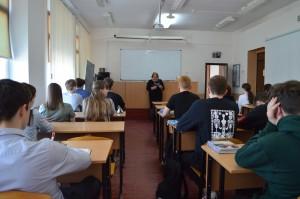 Творческая встреча и презентация стихов Лоры Дрозд Причина ускользает (4)
