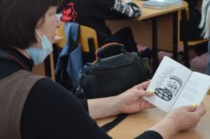Творческая встреча и презентация стихов Лоры Дрозд Причина ускользает (5)