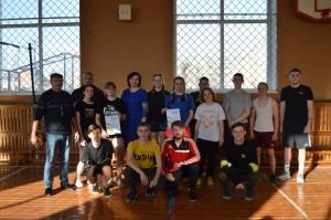 Школьное первенство по волейболу (1)
