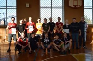 Школьное первенство по волейболу (2)