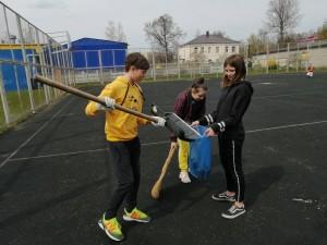 Акция «Чистый двор» (5)