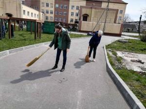 Акция «Чистый двор» (7)
